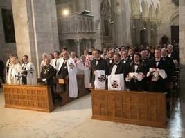 Gründung einer Komturei in Bari